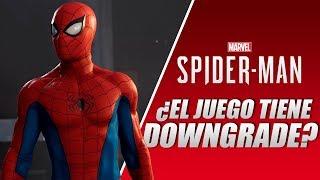 El peor temor en Spider-Man PS4: Downgrade