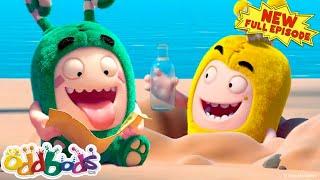 Una Vacanza Pigra | Oddbods | EPISODIO Completo | Cartoni Animati