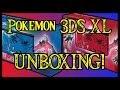 Pokemon 3DS XL UNBOXING!