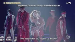 Ayumi Hamasaki- MIRRORCLE WORLD (CDL 2016-2017) (eng+ romaji subs) 浜崎あゆみ 動画 16