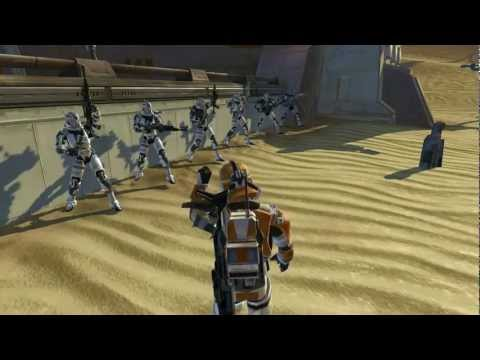 Alpha Company Trooper Guild Recruiting Video SWTOR