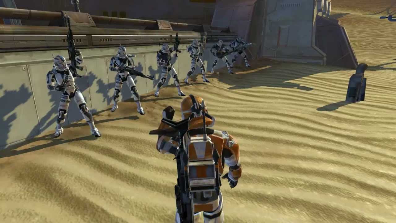 Star Wars Animated Wallpaper Alpha Company Trooper Guild Recruiting Video Swtor Youtube