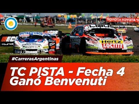 #CarrerasArgentinas - Benvenuti ganó de punta a punta - Fecha 4 - Concepción del Uruguay