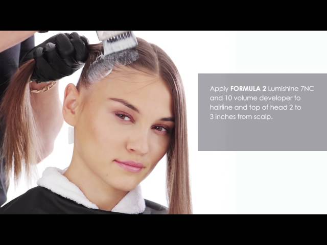 Ronze Haircolor Tutorial