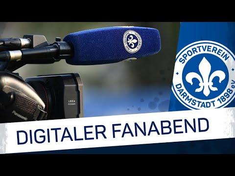 Darmstadt 98   Digitaler Fanabend