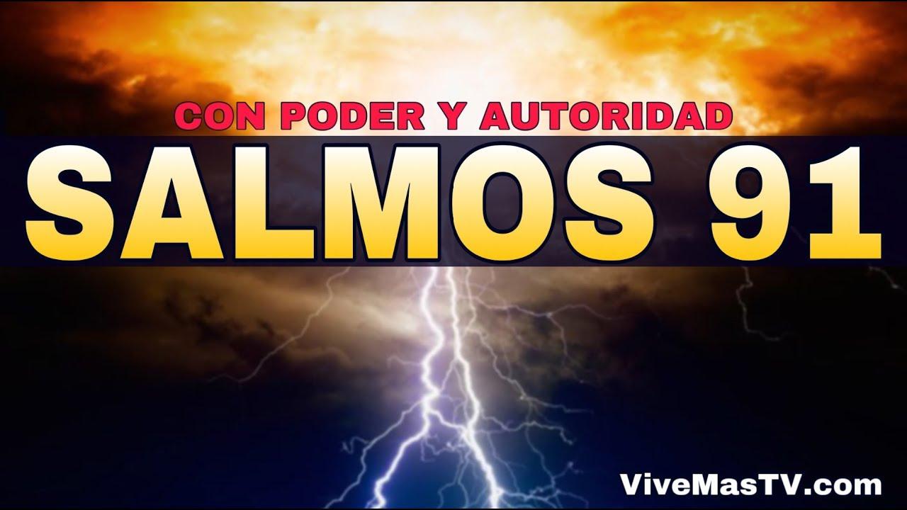 🔥 SALMOS 91 | Poderosa Oracion para vencer el miedo, la depresión y el pánico