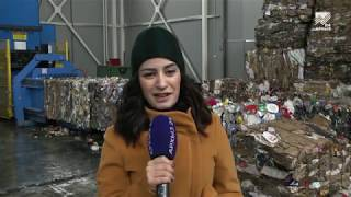 Капитальная стройка - Мусороперерабатывающий завод (19.12.2018)