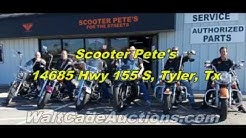 Auction Scooter Pete's Of Tyler Nov 28