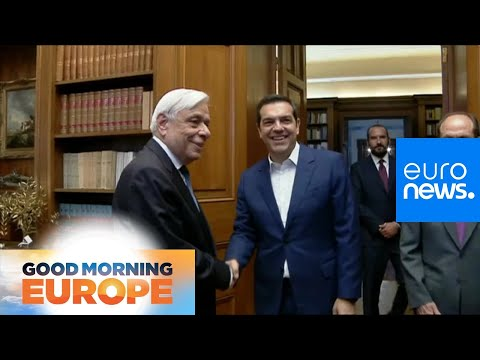 Euronews:Greece to hold snap election in July after presidential approval