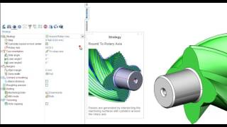 What's new in SprutCAM 11: 5D Surfacing overview