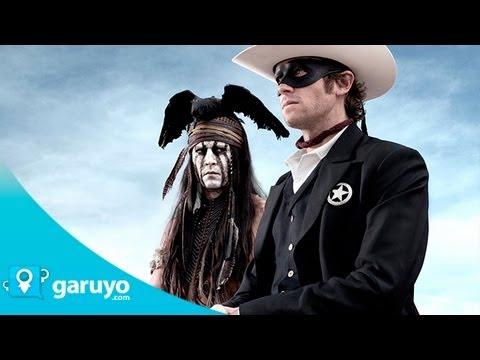 El Llanero Solitario (The Lone Ranger) - RESEÑA. La Palomera. Garuyo