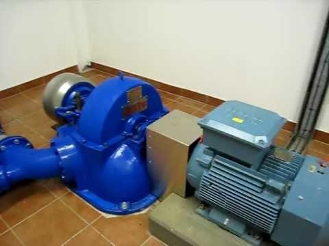 Hydropower Gilkes Turgo 14.9Kw Plant 4