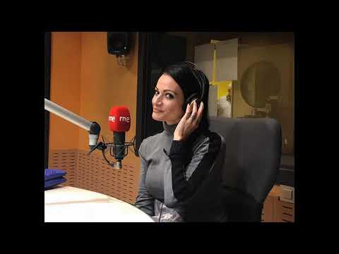 "Davinia Rodríguez entrevistada en ""La Dársena"" / Radio Clásica"