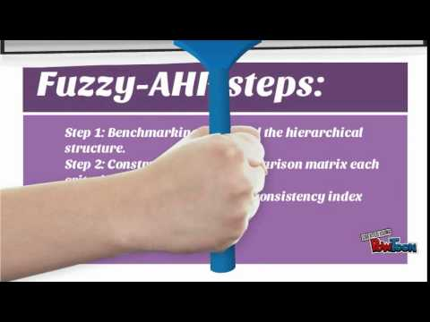 fuzzy ahp Fuzzy ahp(buckley) fuzzy decision is a website which offers user-friendly services with the objective of helping researchers and practitioners to solve.