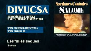 Salome - Les fulles seques - Divucsa