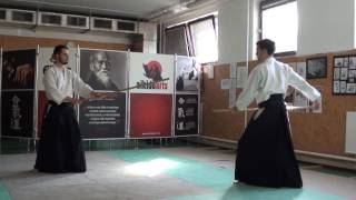 jo no awase 2 [TUTORIAL] Aikido advanced weapon technique