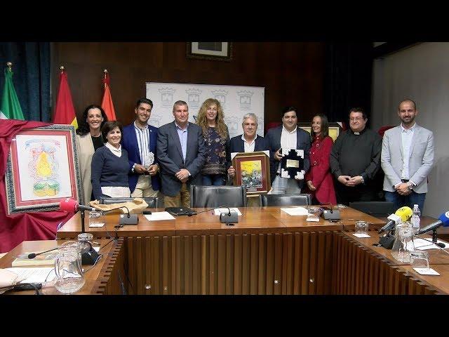 Presentacion de los actos de la Hdad. del Rocío de Cartaya para la Romería del Rocío 2019
