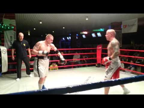 Igor Borucha vs Rolandas Cesna 2014.01.30 at Open Ring Honolulu Bouling.