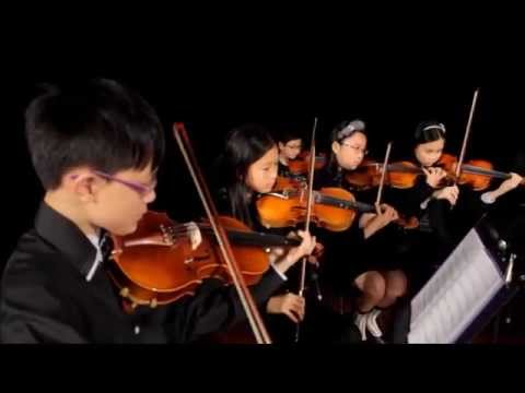 Macau Anglican College String Group
