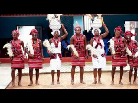 The Rich Cultural Dance and Traditon Of Ile-Oluji Kingdom in Ondo State, Nigeria
