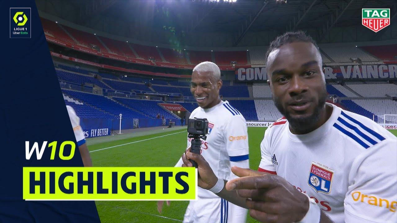 Highlights Week 10 - Ligue 1 Uber Eats / 2020-2021