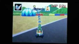 Mario Kart DS ~ CRAP LOAD OF BLUE SHELLS!  (Item limiters)