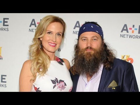 'Duck Dynasty' Stars Korie and Willie Robertson Reveal They're Adopting a New Son!