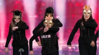 America's Got Talent S05E08 - RNG Rated Next Generation (Dance Group)
