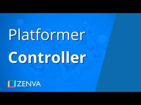 Unity Beginners Tutorial - Create a 2D Platformer Controller thumbnail