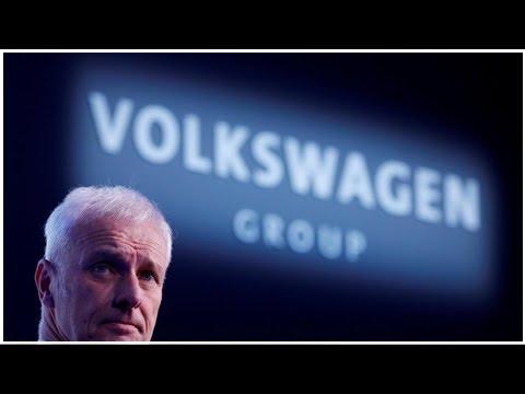 Le patron de Volkswagen remercié et remplacé