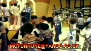 EDDIE KENDRICKS - KEEP ON TRUCKING.70S SOUL DANCERS