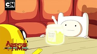 A Serious Pickle | Adventure Time | Cartoon Network