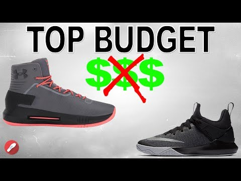 Best Budget Basketball Shoes