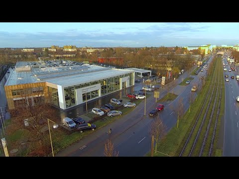 VW Podbi 295 in Hannover - Timelapse Film