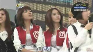 【中字】100214 SNSD 少女時代 pt.1/7 @ Star Dance Battle