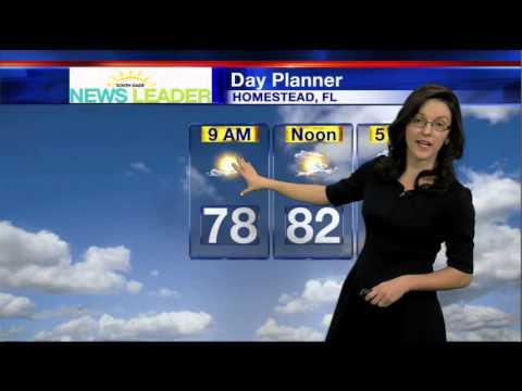 Homestead Florida Weather Test