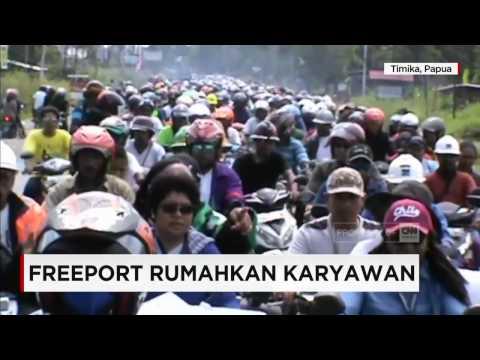 Freeport Indonesia Rumahkan Ribuan Karyawannya