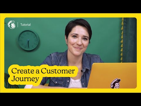 Create a Customer Journey in Mailchimp (March 2021)