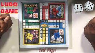 Nigerian LUDO Board Game. Let's Play! | PerfectMachForever screenshot 2