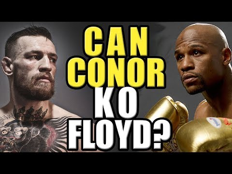 How Conor McGregor will KO Floyd Mayweather