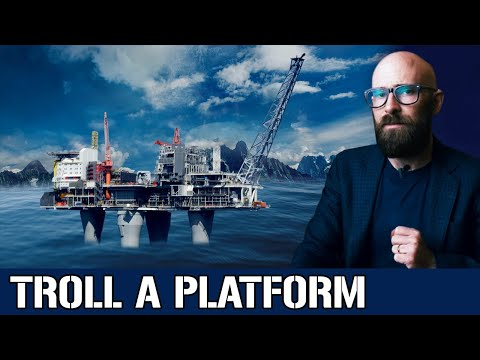 Troll A Platform: The Heaviest Structure Ever Moved
