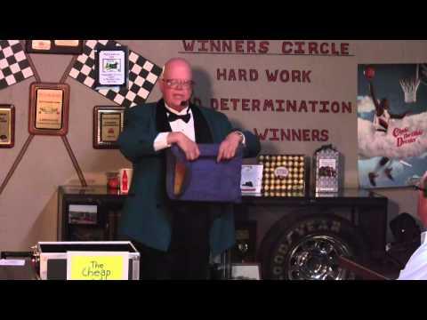 The Cheap & Tawdry Magic Show - David Ashton