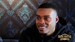 IBF Champ Errol Spence Jr. Talks Sports & Diet w/Jesse Holley Part II
