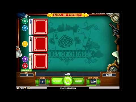 ) Как правильно играть в  Короли Чикаго (king Of Chicago)- бонусная игра, бесплатные спины