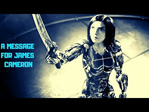 Alita Tops Solo and Will Make Money: A Message for James Cameron