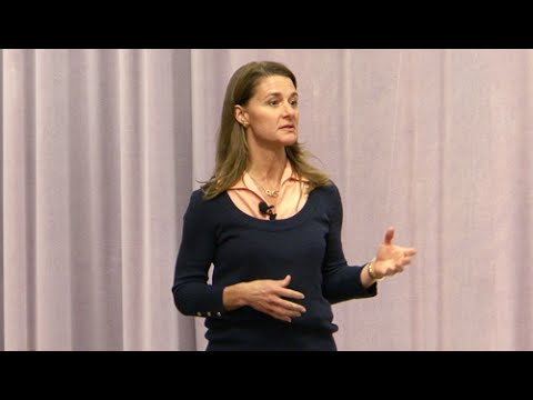 Melinda Gates: Pursue Passions with a Vengeance [Entire Talk]
