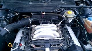 видео Audi не завелась. Поиск проблем. Часть 1.