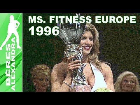 Ms. Fitness Europe 1996 (teljes film)