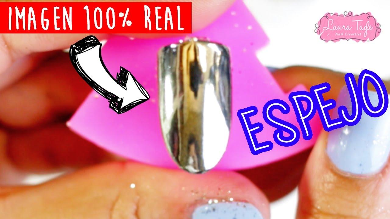 Pigmento Espejo (IMAGENES REALES SIN PHOTOSHOP) - YouTube