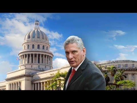 Cuba Welcomes First Non-Castro President